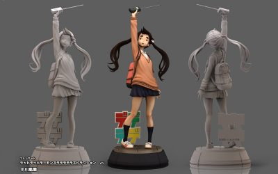 ZBrush User Interview #1「隙間の人」
