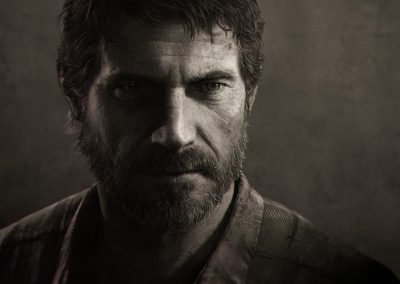 The Last of Us by Dryn